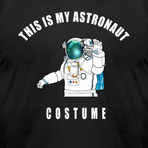 costume astronaut sci-fi space - Men's T-Shirt by American Apparel