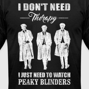Peaky Blinders Quotes. - Men's T-Shirt by American Apparel