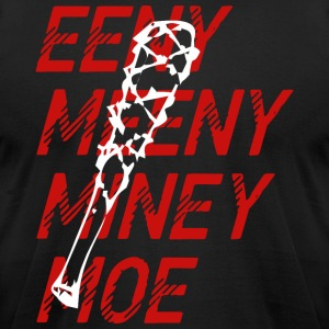 Eeny Meeny Miney Moe - Men's T-Shirt by American Apparel