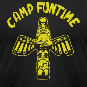 FUNTIME - Men's T-Shirt by American Apparel