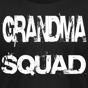Grandma Squad Team - Men's T-Shirt by American Apparel