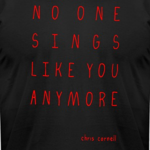 cornell - Men's T-Shirt by American Apparel