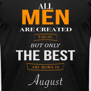 August Birthday - Men's T-Shirt by American Apparel