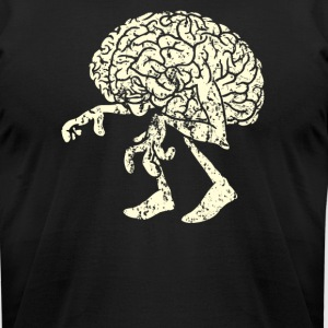 braindead - Men's T-Shirt by American Apparel