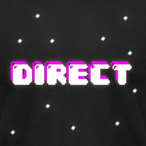 DirectShop Official T-Shirt - Men's T-Shirt by American Apparel