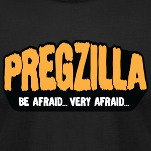 Pregzilla - Pregzilla - Men's T-Shirt by American Apparel