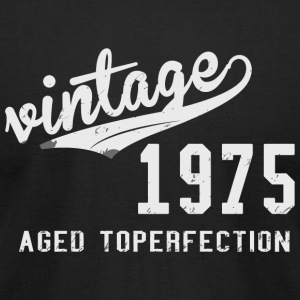 Vintage - Vintage 1975 Aged Toperfection - Men's T-Shirt by American Apparel