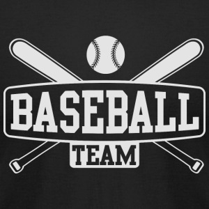 Baseball - Baseball Team - Men's T-Shirt by American Apparel