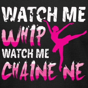 Ballet - Watch Me Chaine Ne T Shirt - Men's T-Shirt by American Apparel