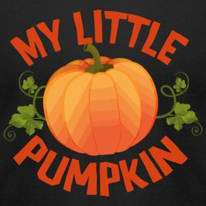 Pumpkin - My Little Pumpkin - Men's T-Shirt by American Apparel