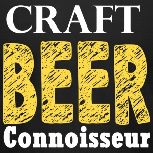 Beer - Craft Beer Connoisseur tshirt for beer lo - Men's T-Shirt by American Apparel