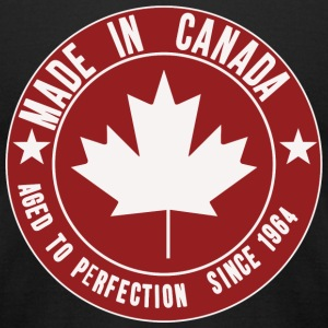 Canada - Made In Canada Aged To Perfection Since - Men's T-Shirt by American Apparel