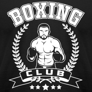 Boxing - Boxing Club - Men's T-Shirt by American Apparel