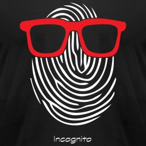 Incognito - Incognito - Men's T-Shirt by American Apparel