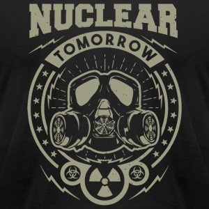Fallout - Nuclear Fallout - Men's T-Shirt by American Apparel