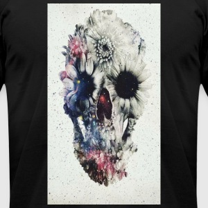 A Beautiful Death - Men's T-Shirt by American Apparel
