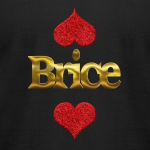 Brice - Men's T-Shirt by American Apparel