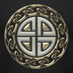 Celtic shield knot, Protection Amulet, Germanic,