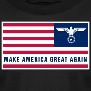 Make It Great again / American Castle - Men's T-Shirt by American Apparel