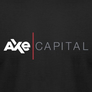Axe Capital - Men's T-Shirt by American Apparel