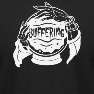 Crystal Ball Buffering - Men's T-Shirt by American Apparel