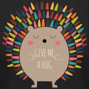 Give me a hug - Men's T-Shirt by American Apparel