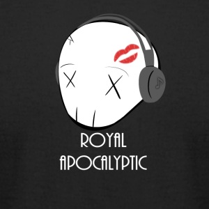 Royal Apocalyptic - Men's T-Shirt by American Apparel