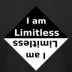 I am Limitless - Men's T-Shirt by American Apparel