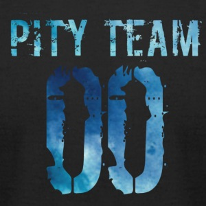 Pity team - Men's T-Shirt by American Apparel