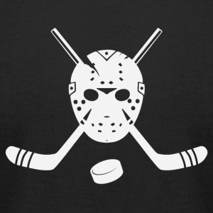 hockey - Men's T-Shirt by American Apparel