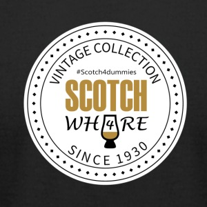 Scotch Whore - Men's T-Shirt by American Apparel