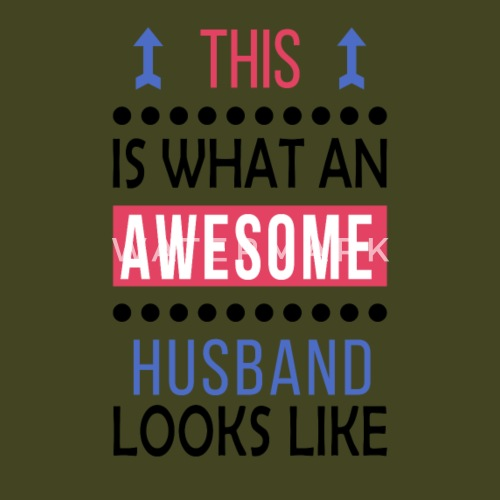 Husband Love Gift Awesome Looks Birthday Present By The Smiley Goods