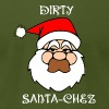 Dirty Santa-Chez - Men's Fine Jersey T-Shirt