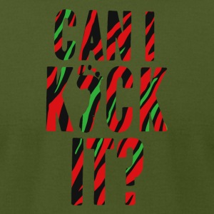 CAN I KICK IT-ATCQ - Men's T-Shirt by American Apparel