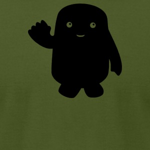 Adipose Dr Who - Men's T-Shirt by American Apparel