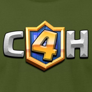 c4h stone - Men's T-Shirt by American Apparel