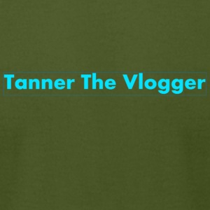 Tanner The Vlogger - Men's T-Shirt by American Apparel
