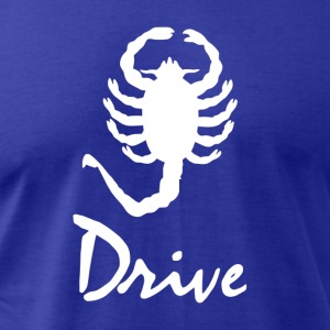 Drive Scorpion - Men's T-Shirt by American Apparel