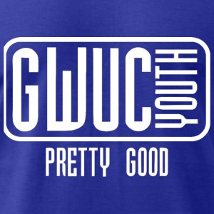 Gwuc youth - Men's T-Shirt by American Apparel