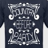 country before party - Men's Fine Jersey T-Shirt