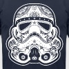 Storm Trooper Sugar Skull - Men's Fine Jersey T-Shirt