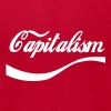 capitalism - Men's Fine Jersey T-Shirt