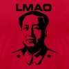 LMAO - Laughing my ass off (Mao Zedong) - Men's Fine Jersey T-Shirt