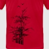U.P.Tree Code - Men's Fine Jersey T-Shirt