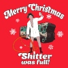 Cousin Eddie Shitter Was Full - Men's Fine Jersey T-Shirt