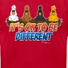It's OK To be Different - Men's Fine Jersey T-Shirt
