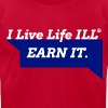 EARN IT - Men's Fine Jersey T-Shirt