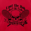 I put the bad in Badminton - Men's Fine Jersey T-Shirt