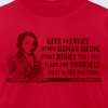 Thomas Paine - The Age of Reason - Men's Fine Jersey T-Shirt