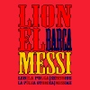 Lionel Messi - Men's Fine Jersey T-Shirt